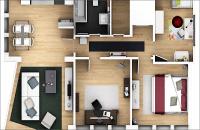 3D Grundriss Haus