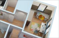 3D Grundriss Wohnung