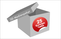 3D Medienpaket Medienpaket