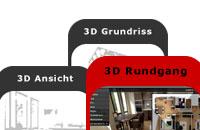 3D Haus Rundgang